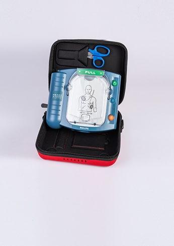 דפיברילטור - טיפול רפואי מציל חיים