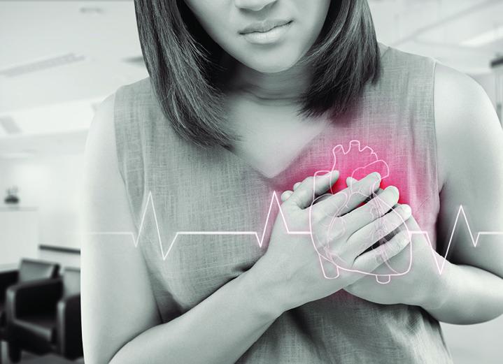 התקף לב סטטיסטיקה