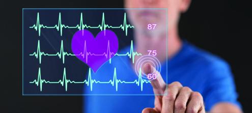 60% מהתקפי הלב הם מקרים חוזרים