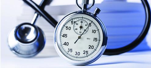 קבלת טיפול רפואי מתקצרת בכשעתיים