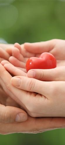 תפקידה של המשפחה התומכת במטופלי לב